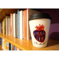 Cana de voiaj - In Love with Books