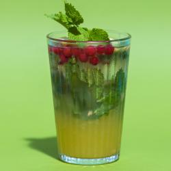 Mint Lemonade image