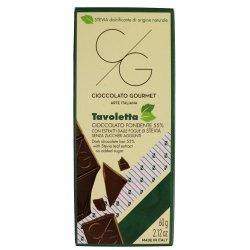 Ciocolata neagra Bio - Tavoletta image
