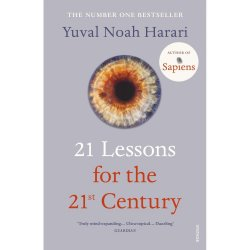 21 Lessons for the 21st Century image
