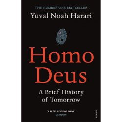 Homo Deus - A Brief History of Tomorrow image
