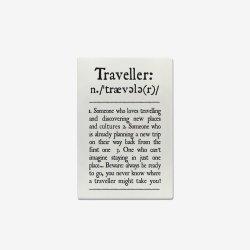 Magnet - Traveller