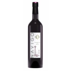 Vin rosu - Navigo Compas Shiraz, sec, 2018 image