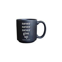 Ceasca pentru espresso - Never Never Never Quotable Mini Mug