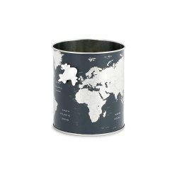 Suport instrumente de scris - Penholder Globe Black image
