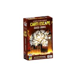 Carti Escape - Soarta Londrei image