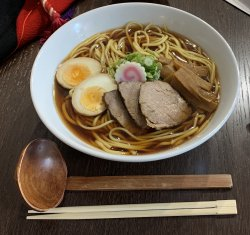 Ramen Shoyu Chicken