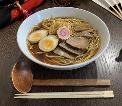 Ramen Shio Chicken
