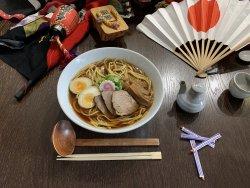 Ramen Miso Chicken