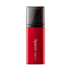 Memorie flash USB3.1 128GB, Apacer, roșu
