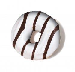 Donut cu crema de alune image