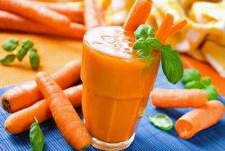 Fresh morcovi