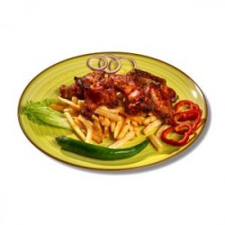 Barbeque Wings  image