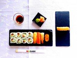 Wasabi 12 +1