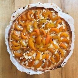 Tarte Amande Abricots image