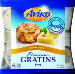 Cartofi Gratinati cu Branza si Smantana 1,5kg image