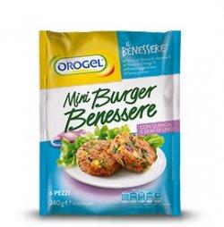 Miniburger Vegetal Orogel 1kg image