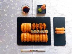 Sp mix salmon 24 +2