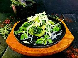 Sote de broccoli image
