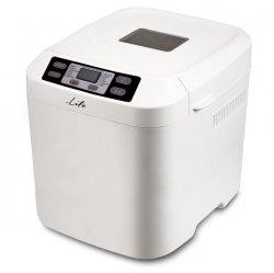 Mașină de pâine Life Artos, 12 programe, 550W, alb