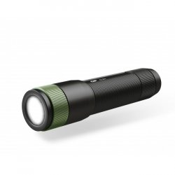 Lanternă LED GP Discovery C31, negru, 85lm, 1xAAA
