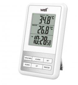 Termometru digital de interior/exterior Sense Well