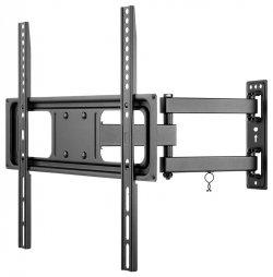 """Suport TV LCD de perete Goobay, 32"""" - 55`` (81-140cm), reglabil, max. 35kg"""