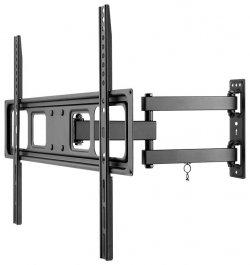Suport TV LCD de perete Goobay, 37`` - 70`` (94-178cm), reglabil, max. 35kg