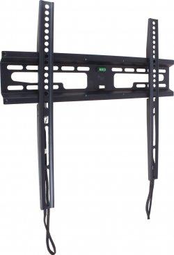 """Suport TV LCD de perete 23""""-60"""" fix cu șnur cablu HDMI soluție de curățat, Well"""