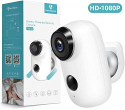 Cameraăde supraveghere pentru exterior Heimvision HMD2, Smart, WiFi, IP65, 1080P