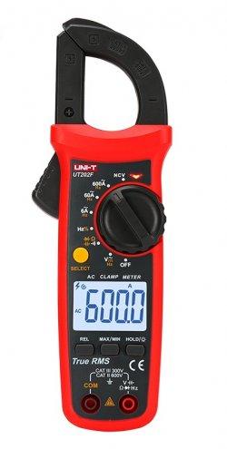 Clampmetru (clește ampermetric) digital UNI-T UT202F
