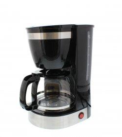 Cafetieră Scent 800W 1.25l negru Well
