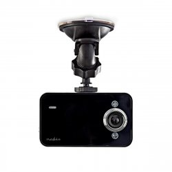 """Cameră auto DVR Nedis, HD 720p, 2.4"""", 60° unghi de vizualizare"""