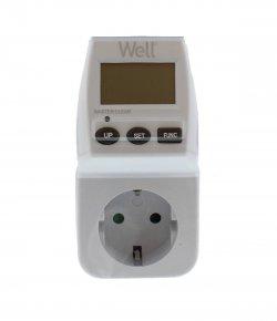 Priză pentru măsurarea energiei consumate, Well