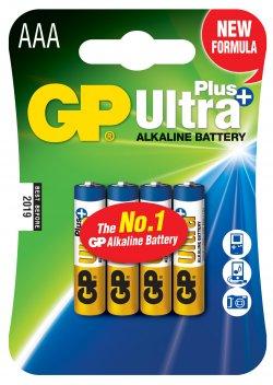 Baterie AAA (R3) plus ultraalcalină GP