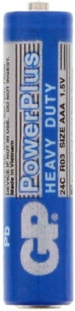 Baterie zinc PowerPlus GP R3 (AAA) înfoliată