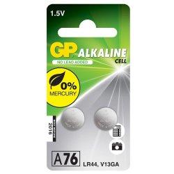 Baterie buton alcalina GP AG13 11.6X5.4
