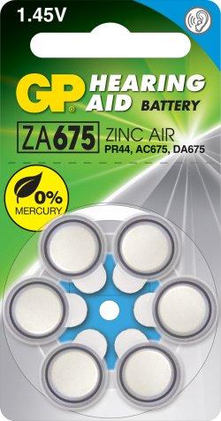 Baterie pentru aparat auditiv GP 11.6X3.6 mm