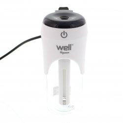 Umidificator auto și încărcător USB Vapour Well
