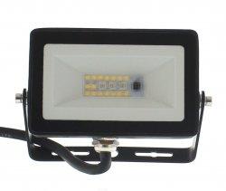 Proiector cu LED 7W 470lm IP65 multicolor, cu telecomanda Well