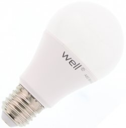 Bec cu led A60 E27 12W 230V lumină rece Supreme, Well