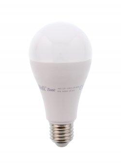 Bec cu led A65 E27 15W 230V lumină rece Basic Well