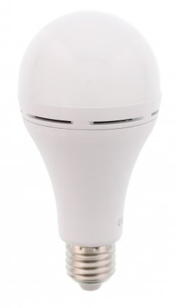 Bec cu led cu acumulator A68 E27 12W 230V lumină rece Well