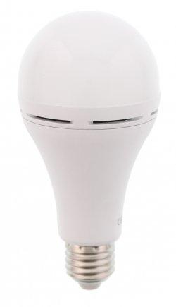 Bec cu led cu acumulator A60 E27 7W 230V lumină naturală Well
