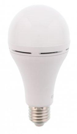 Bec cu led cu acumulator A68 E27 12W 230V lumină naturală Wel