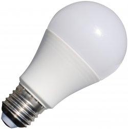 Bec cu led A60 E27 10W 230V lumina naturala Well