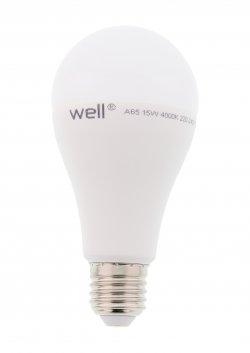 Bec cu led A65 E27 15W 230V lumină naturală Well