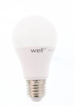 Bec cu led A60 E27 12W 230V lumină caldă Well