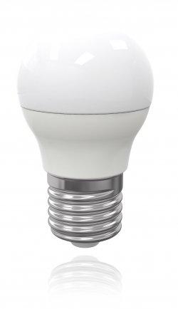 Bec cu led G45 E27 7W 230V lumină caldă Well