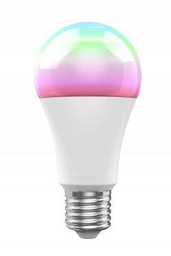Bec LED Smart WiFi Woox R9074 E27 10W RGB+CCT